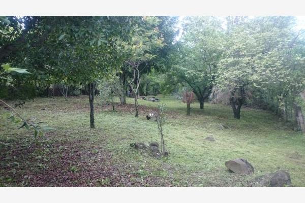 Foto de terreno habitacional en venta en  , chisco, tepoztlán, morelos, 8862024 No. 04