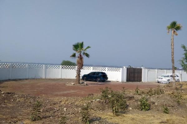 Foto de terreno habitacional en venta en  , tequesquitengo, jojutla, morelos, 7962630 No. 01
