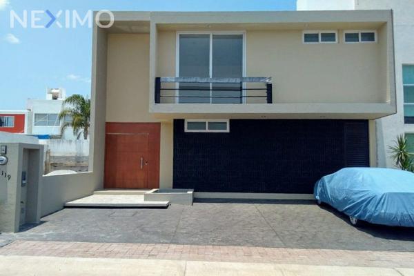 Foto de casa en venta en tequisquiapan 1233, residencial el refugio, querétaro, querétaro, 7515558 No. 01