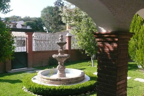 Foto de casa en venta en  , tequisquiapan centro, tequisquiapan, querétaro, 14033807 No. 01