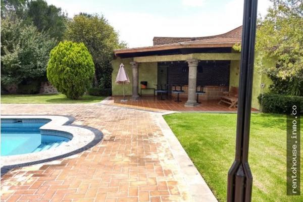 Foto de casa en venta en  , , tequisquiapan, querétaro, 6169811 No. 01