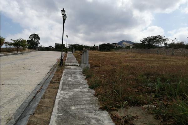 Foto de terreno habitacional en venta en  , terán, tuxtla gutiérrez, chiapas, 18097181 No. 03