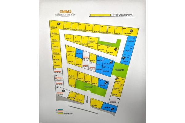 Foto de terreno habitacional en venta en  , terán, tuxtla gutiérrez, chiapas, 18097181 No. 05