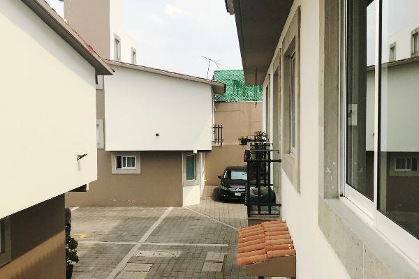 Foto de casa en condominio en venta en tercera cerrada prolongacion juarez 70, lomas de san pedro, cuajimalpa de morelos, distrito federal, 0 No. 09