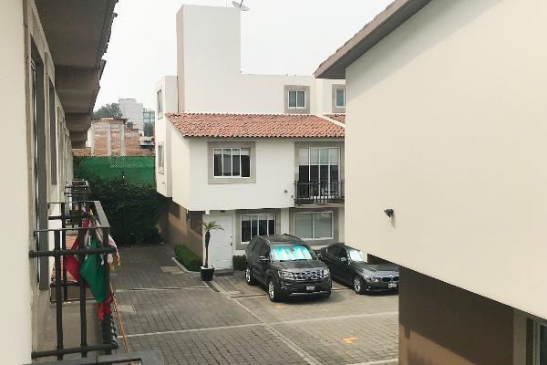 Foto de casa en condominio en venta en tercera cerrada prolongacion juarez 70, lomas de san pedro, cuajimalpa de morelos, distrito federal, 0 No. 10