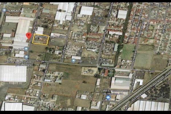 Foto de terreno habitacional en venta en tercera sur , independencia, tultitlán, méxico, 6027459 No. 01