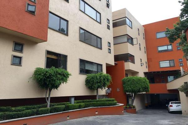 Foto de departamento en venta en terremoto 0, jardines del pedregal, álvaro obregón, df / cdmx, 8118323 No. 01