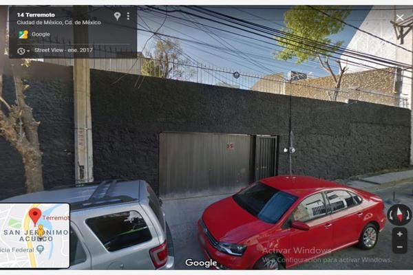 Foto de departamento en venta en terremoto 19, jardines del pedregal, álvaro obregón, df / cdmx, 8206850 No. 01
