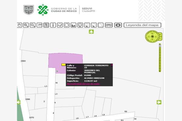Foto de departamento en venta en terremoto 19, jardines del pedregal, álvaro obregón, df / cdmx, 8206850 No. 03
