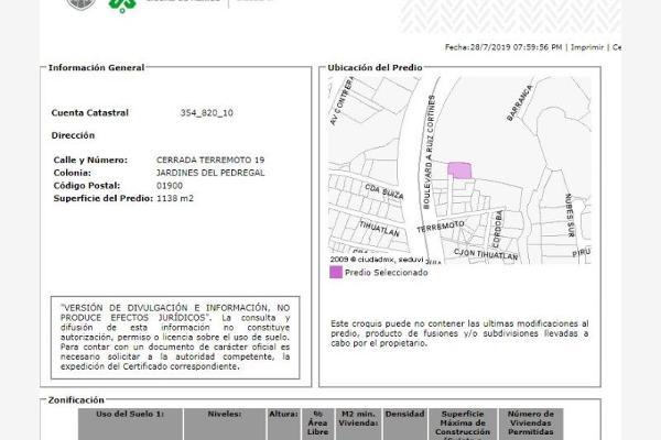 Foto de departamento en venta en terremoto 19, jardines del pedregal, álvaro obregón, df / cdmx, 8206850 No. 04
