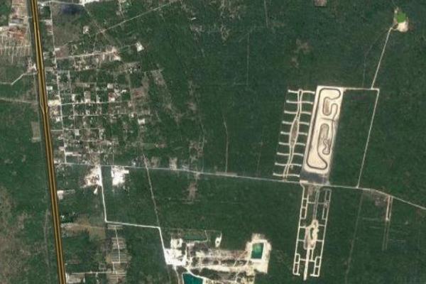 Foto de terreno comercial en venta en terreno en venta cerca del autodromo progreso, yucatan. , flamboyanes, progreso, yucatán, 5343797 No. 01