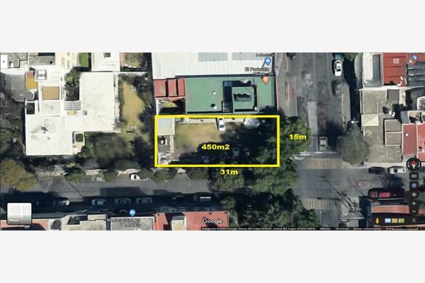 Foto de terreno habitacional en venta en terreno en venta en esquina de juárez y arteaga en centro de toluca 1, centro, toluca, méxico, 18040998 No. 01