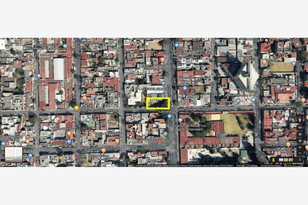 Foto de terreno habitacional en venta en terreno en venta en esquina de juárez y arteaga en centro de toluca 1, centro, toluca, méxico, 18040998 No. 02
