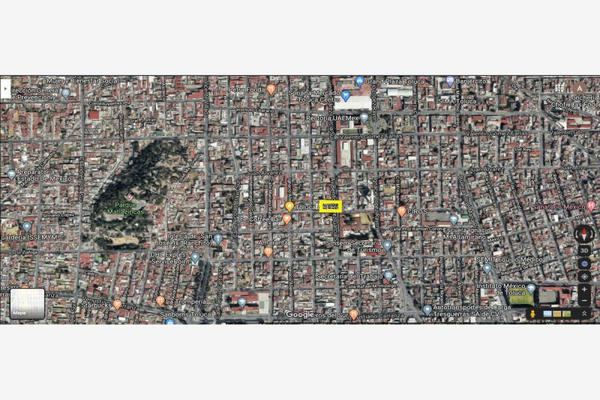 Foto de terreno habitacional en venta en terreno en venta en esquina de juárez y arteaga en centro de toluca 1, centro, toluca, méxico, 18040998 No. 03