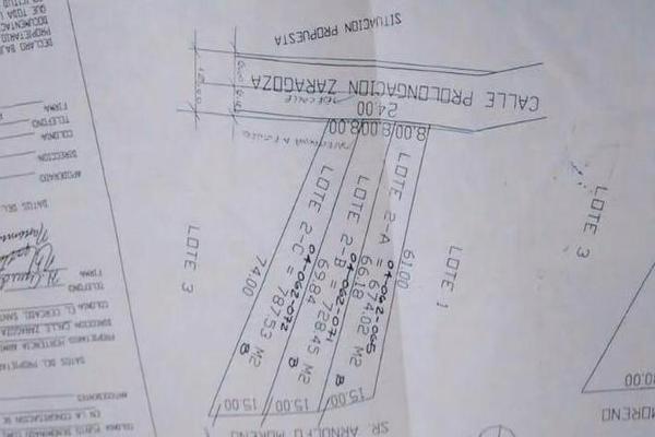Foto de terreno habitacional en venta en terreno en venta en la lomita 3 , el cercado centro, santiago, nuevo león, 20075472 No. 02