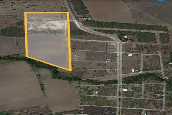 Foto de terreno habitacional en venta en terreno en venta en portal de cadereyta , cadereyta jimenez centro, cadereyta jiménez, nuevo león, 0 No. 01