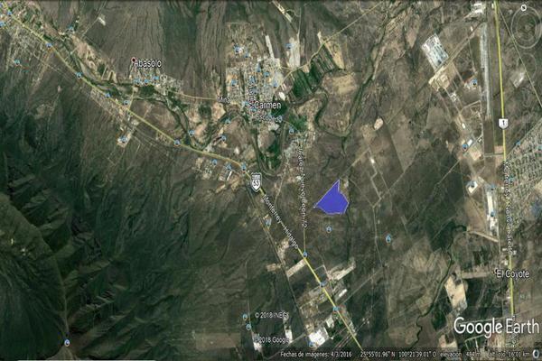Foto de terreno habitacional en venta en terreno en venta, industrial 45 has. el carmen, n.l. , el carmen, el carmen, nuevo león, 18397812 No. 04