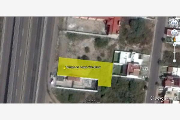Foto de terreno habitacional en venta en terreno real juriquilla 0, juriquilla, querétaro, querétaro, 4661445 No. 02