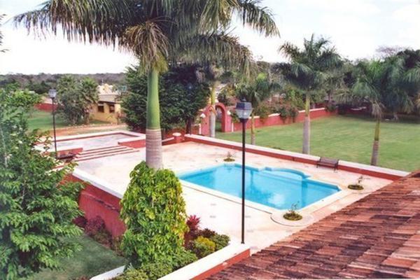 Foto de rancho en venta en  , tesip, mérida, yucatán, 10640548 No. 01