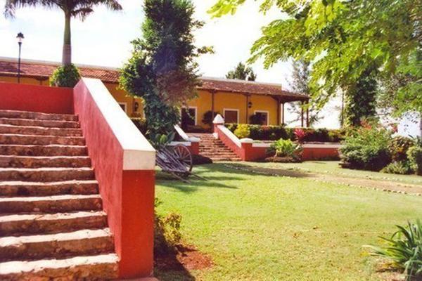 Foto de rancho en venta en  , tesip, mérida, yucatán, 10640548 No. 04