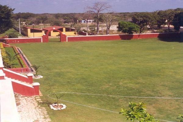 Foto de rancho en venta en  , tesip, mérida, yucatán, 10640548 No. 19