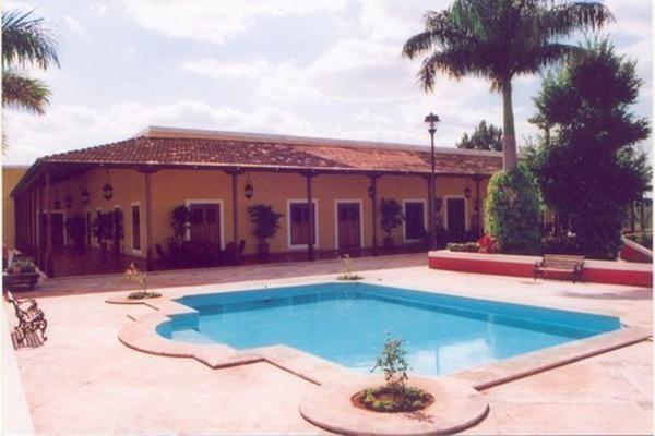 Foto de rancho en venta en  , tesip, mérida, yucatán, 10640548 No. 20