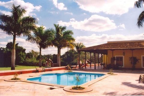 Foto de rancho en venta en  , tesip, mérida, yucatán, 10640548 No. 22