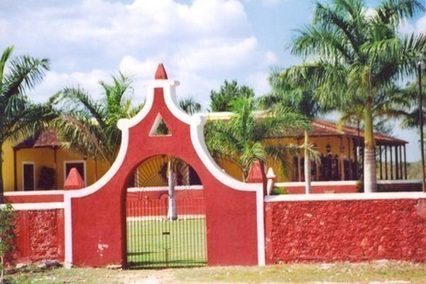 Foto de rancho en venta en  , tesip, mérida, yucatán, 10640548 No. 24