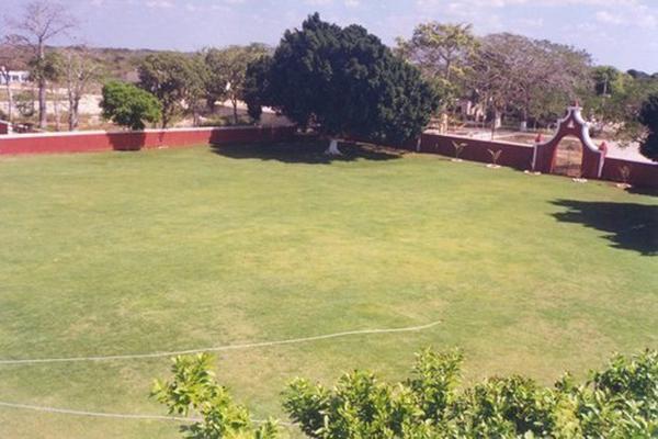 Foto de rancho en venta en  , tesip, mérida, yucatán, 10640548 No. 39