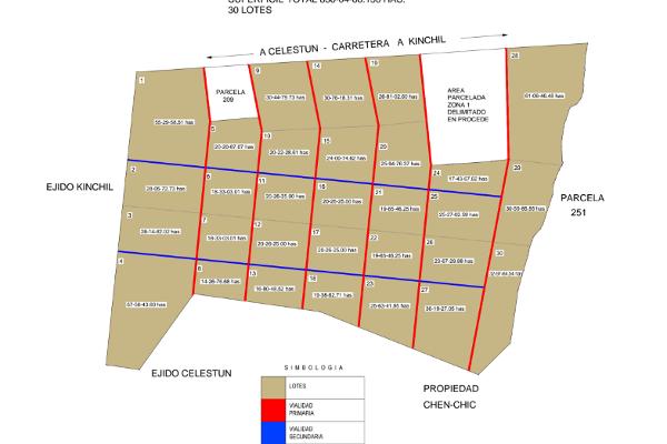 Foto de terreno habitacional en venta en  , tetiz, tetiz, yucatán, 3431084 No. 07