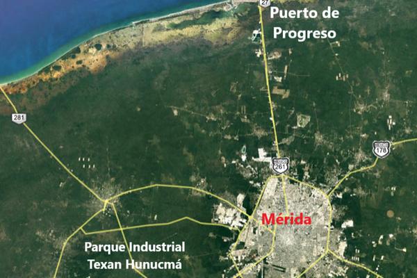 Foto de terreno industrial en venta en texan de palomeque, en hunucmá yucatán , texan palomeque, hunucmá, yucatán, 7507404 No. 04