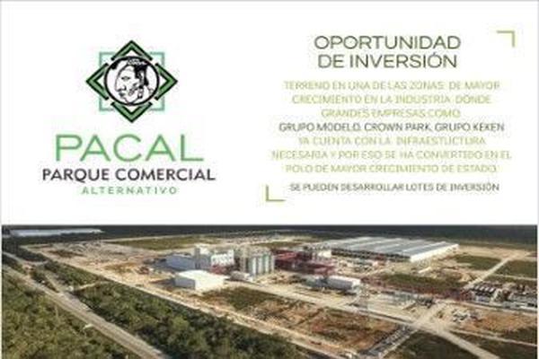 Foto de terreno industrial en venta en  , texan palomeque, hunucmá, yucatán, 15356796 No. 02
