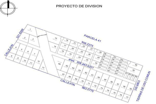 Foto de terreno industrial en venta en  , texan palomeque, hunucmá, yucatán, 15356796 No. 06
