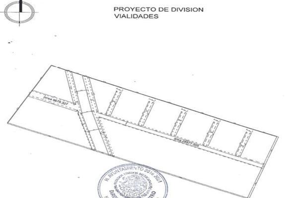 Foto de terreno industrial en venta en  , texan palomeque, hunucmá, yucatán, 15356796 No. 07
