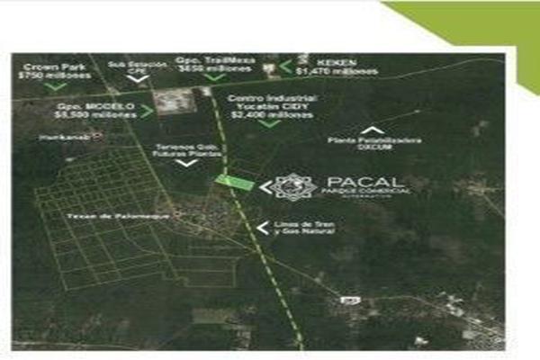 Foto de terreno industrial en venta en  , texan palomeque, hunucmá, yucatán, 15356796 No. 08