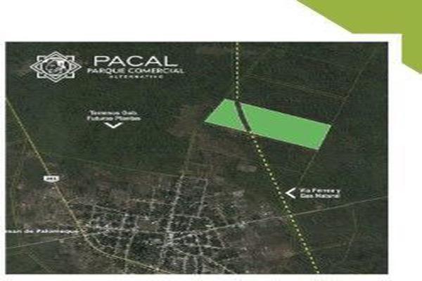 Foto de terreno industrial en venta en  , texan palomeque, hunucmá, yucatán, 15356796 No. 09