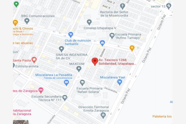Foto de departamento en venta en texcoco 1268 cond 27 b edificio 10, santa martha acatitla, iztapalapa, df / cdmx, 0 No. 01
