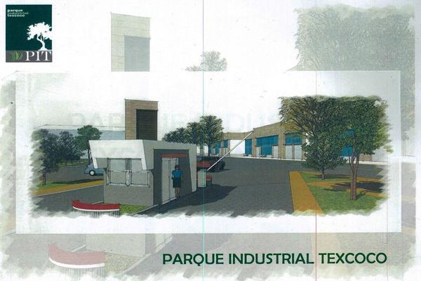 Foto de bodega en renta en  , texcoco de mora centro, texcoco, méxico, 6541819 No. 01