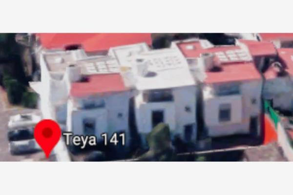 Foto de casa en venta en teya 141, jardines del ajusco, tlalpan, df / cdmx, 12277921 No. 03
