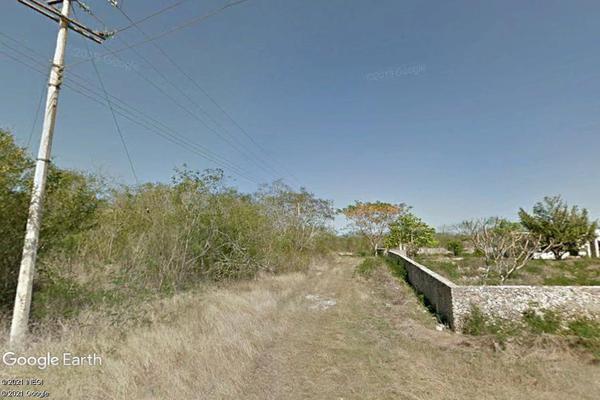 Foto de terreno habitacional en venta en  , teya, kanasín, yucatán, 0 No. 04
