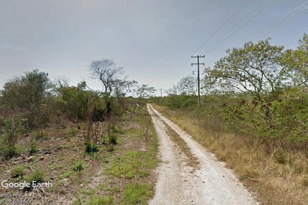 Foto de terreno habitacional en venta en  , teya, kanasín, yucatán, 0 No. 05