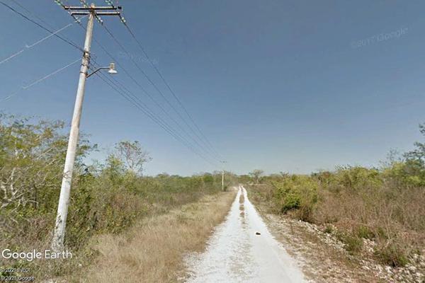 Foto de terreno habitacional en venta en  , teya, kanasín, yucatán, 0 No. 06