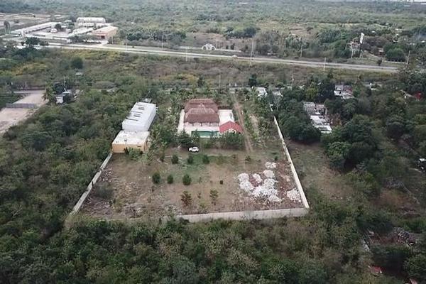 Foto de terreno habitacional en venta en  , teya, kanasín, yucatán, 0 No. 03