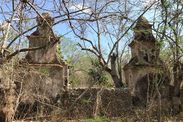 Foto de rancho en venta en  , teya, teya, yucatán, 8328769 No. 02
