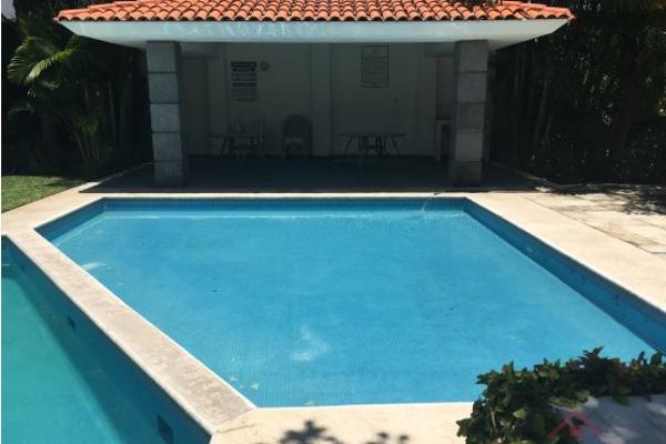 Foto de casa en condominio en venta en  , tezoyuca, emiliano zapata, morelos, 5688504 No. 01