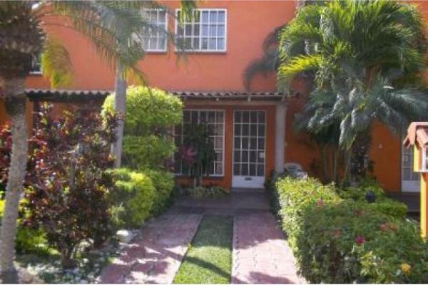Foto de casa en venta en  , tezoyuca, emiliano zapata, morelos, 6141585 No. 01