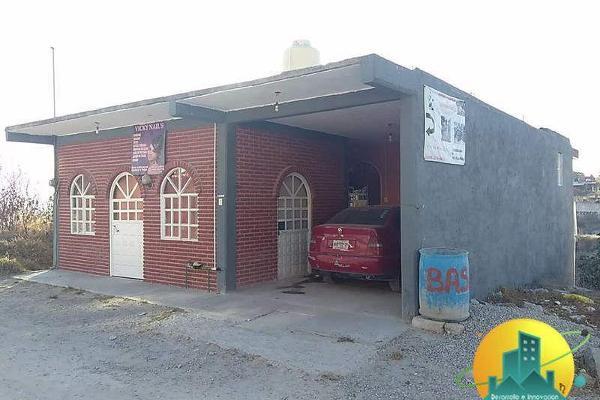 Foto de casa en venta en  , tianguistengo (la romera), tepeji del río de ocampo, hidalgo, 8064015 No. 01