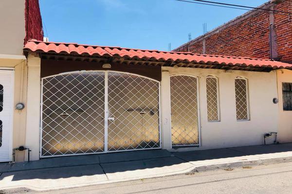 Foto de terreno habitacional en venta en tierra 1, olimpo, salamanca, guanajuato, 7616698 No. 01