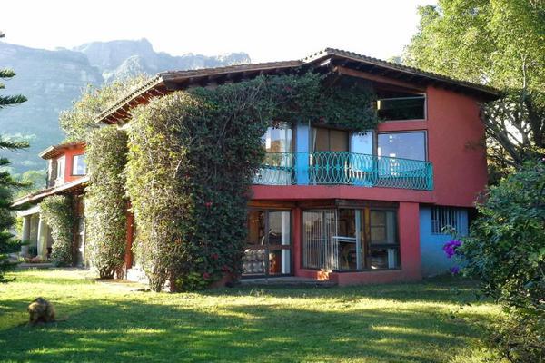 Foto de casa en venta en  , tierra blanca, tepoztlán, morelos, 7290008 No. 01