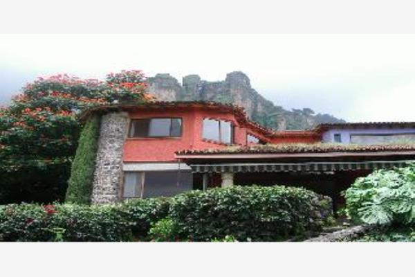 Foto de casa en venta en  , tierra blanca, tepoztlán, morelos, 7290008 No. 02